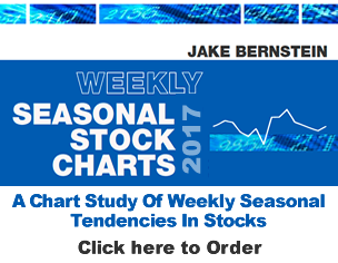 Jake Bernstein  |Weekly Seasonal Stock Charts 2017 Edition