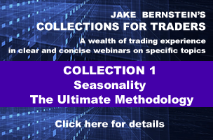Jake Bernstein  | Traders Collections: Seasonality