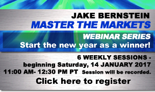 Jake Bernstein | Master the Markets WEBINAR SERIES
