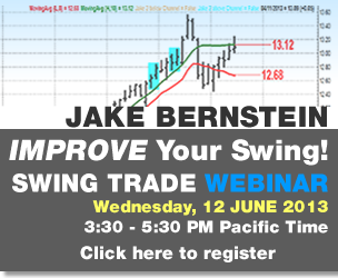 Jake Bernstein  | IMPROVE your Swing! Webinar