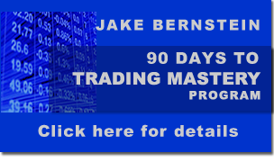 Jake Bernstein | 90 Days To Trading Mastery Program