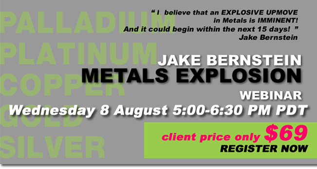Jake Bernstein | Metals Explosion Webinar